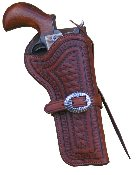 Wind River Saddle Holster