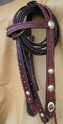 Powder River Headstall